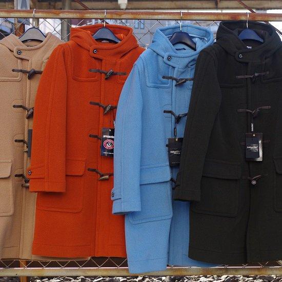 "INVERTERE ""Newton Abbot L/Length Duffle Coat"""