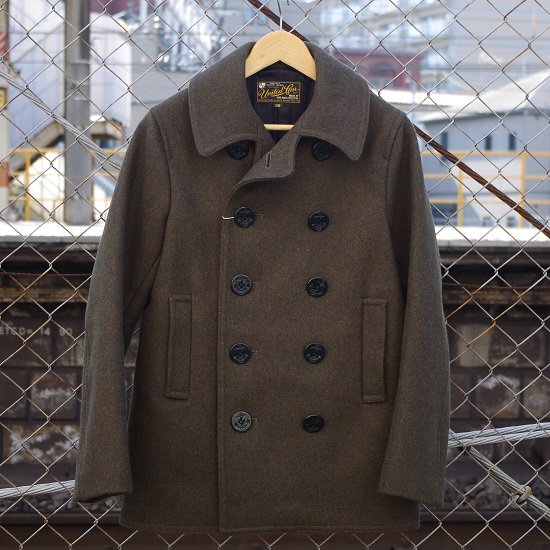 "UNITEDCARR""26oz MELTON P-COAT"""