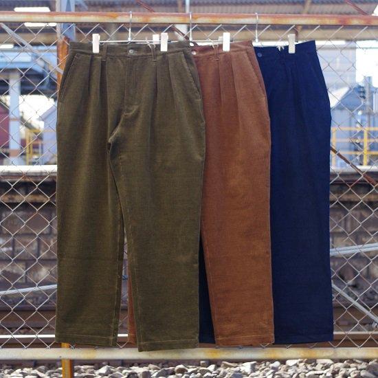 """CEASTERS """"2tuck corduroy Pants"""""""