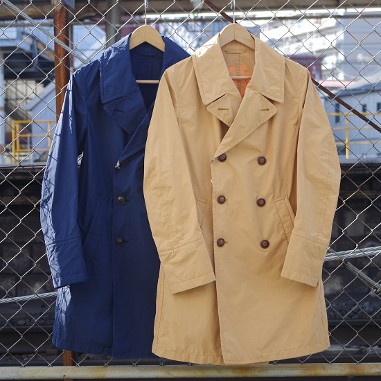 "【50%OFF】M.I.D.A. ""Long Pea-Coat"""