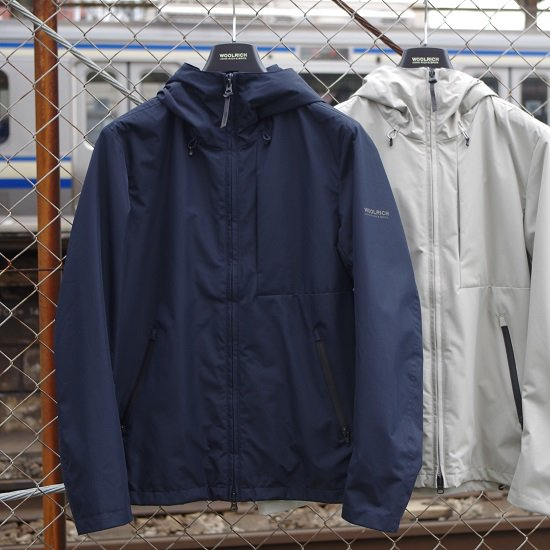 "WOOLRICH ""Pacific Jacket"""