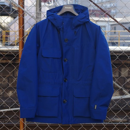 "WOOLRICH ""GTX MOUNTAIN JACKET"""