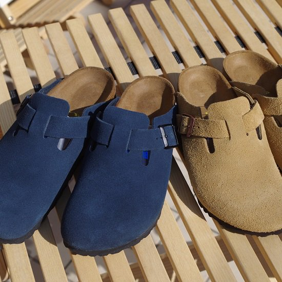 "BIRKENSTOCK ""BOSTON 40th anniversary"""