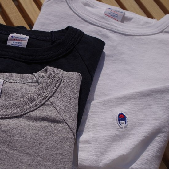 "Champion ""T1011 3/4 sleeve TEE"""