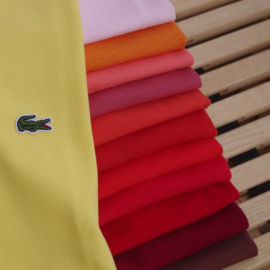 "LACOSTE ""L1212 暖色カラー"""