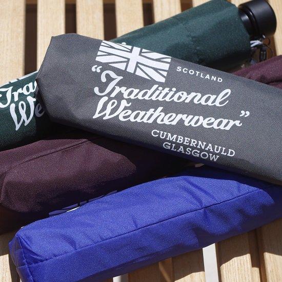 "Traditional Weatherwear ""オート フォールディング アンブレラ"""