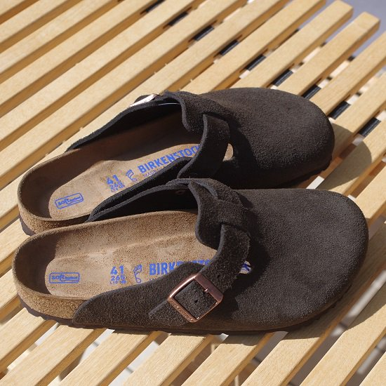 "【10%OFF】BIRKENSTOCK ""BOSTON Soft Footbed"""