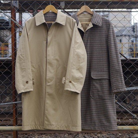 "INVERTERE ""rev balcollar coat"""