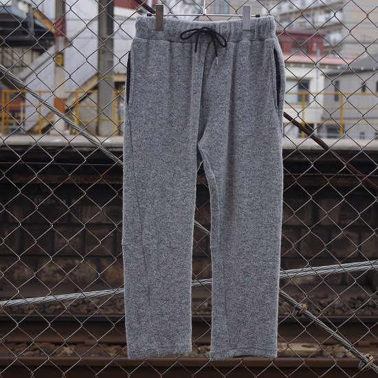 "melple ""wool pyle pants"""