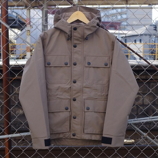 "WOOLRICH ""GTX LINED MOUNTAIN JACKET"""