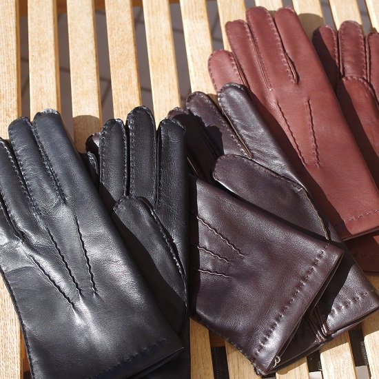 "DENTS ""Cashmere lined leather gloves"""