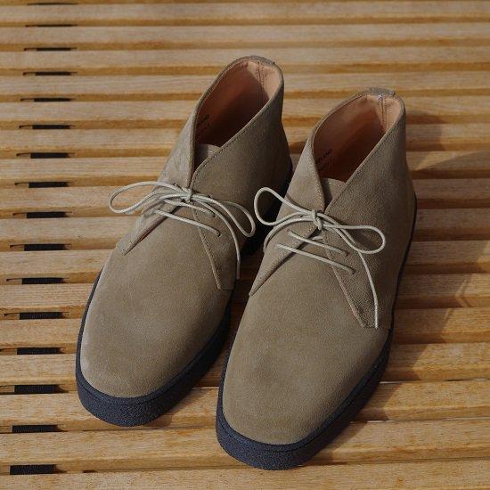 """【10%OFF】Tricker's """"MUD GUARD Chukka boot"""""""