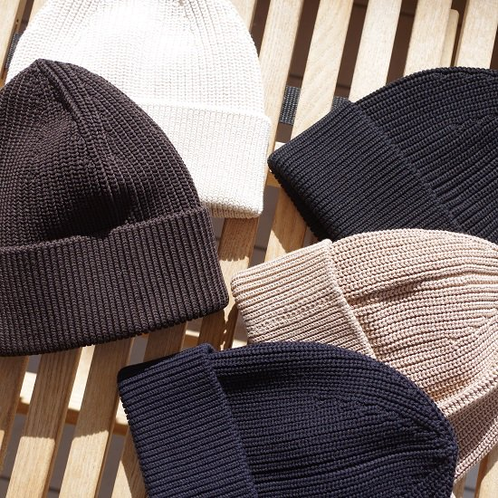 "ANDERSEN-ANDERSEN ""MIDDLE COTTON BEANIE"""