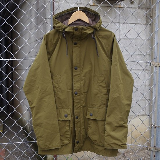 "Barbour ""HOODED BEDALE"""