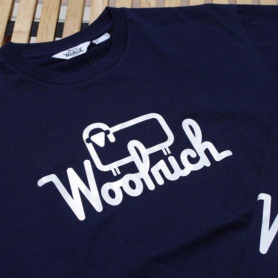 """WOOLRICH """"PRINT TEE"""""""