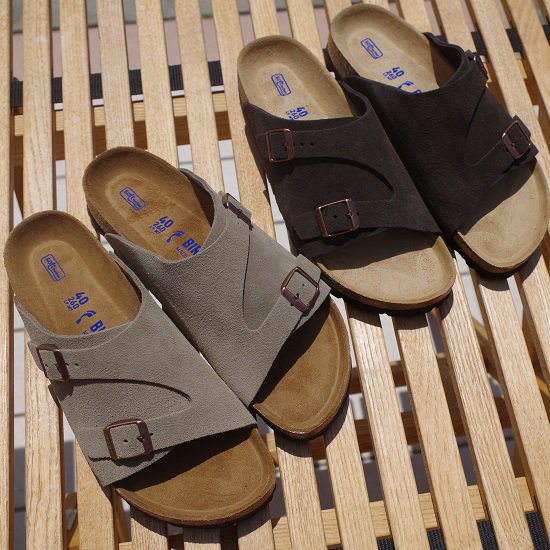 "BIRKENSTOCK ""ZURICH Soft Footbed""<img class='new_mark_img2' src='https://img.shop-pro.jp/img/new/icons5.gif' style='border:none;display:inline;margin:0px;padding:0px;width:auto;' />"