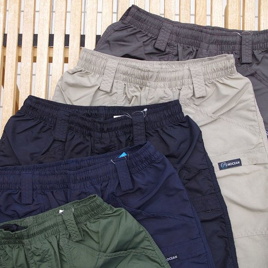 "MOCEAN ""BARRIER SHORTS"""