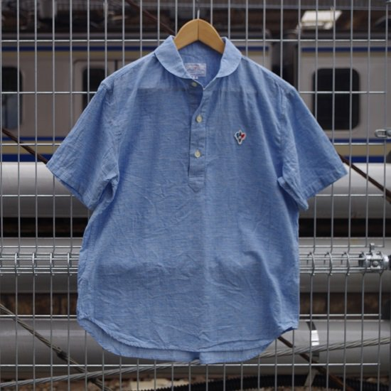 "【Mサイズのみ】Arvor Maree ""SAILOR P/O SHIRT"""
