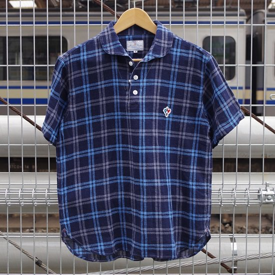 "Arvor Maree ""SAILOR�S/S  P/O SHIRT"""
