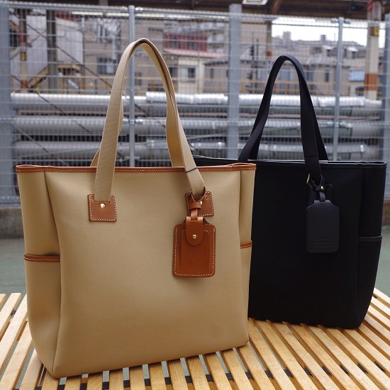 "SLOW ーTraditional Cotton Serge- ""Tote Bag"""
