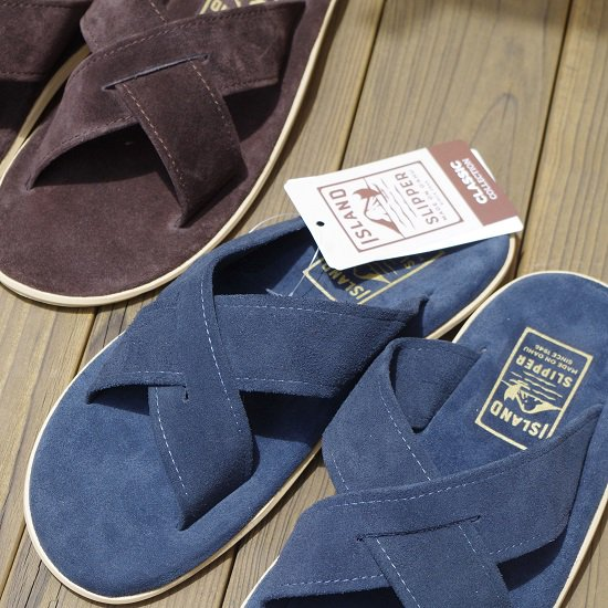 "【20%OFF】ISLAND SLIPPER ""PT223 Leather Slide"""