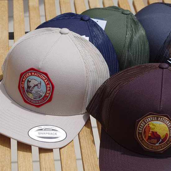 "PENDLETON ""NATIONAL PARK TRUCKER"""