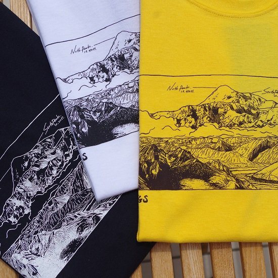 "【30%OFF】WILD THINGS ""Denali PRINT TEE"""