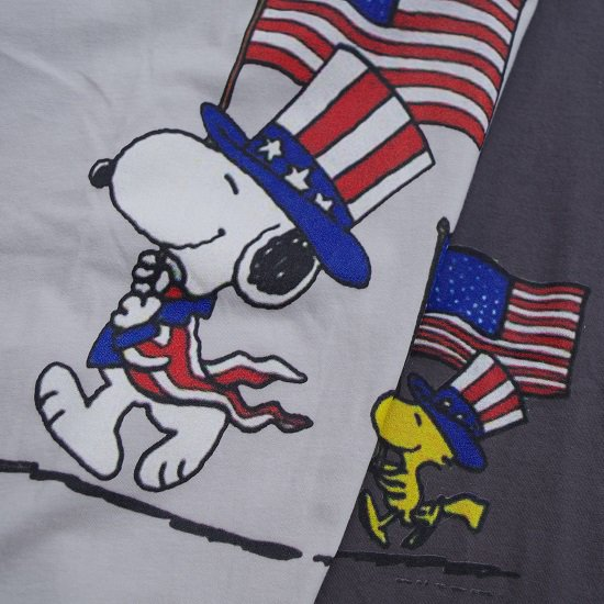 "【20%OFF】""Happy Independence Day PRINT TEE"""