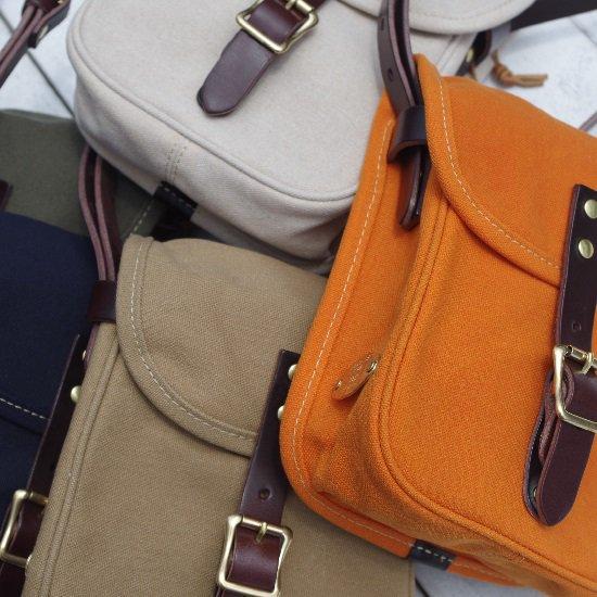 """SLOW colors """"hunting shoulder bag S"""""""