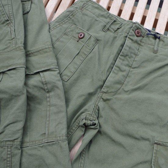"""林氏別注 """"Army Cargo Pants"""""""