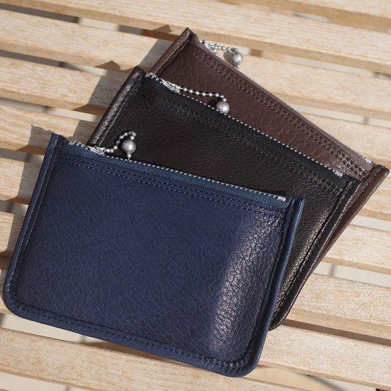 "SLOW -deer- ""deer soft pouch wallet XS"""