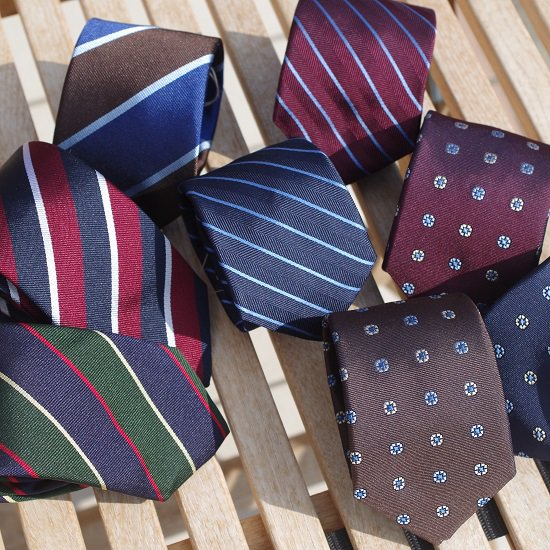 "BROWN&CHURCH ""American made neckwear"""