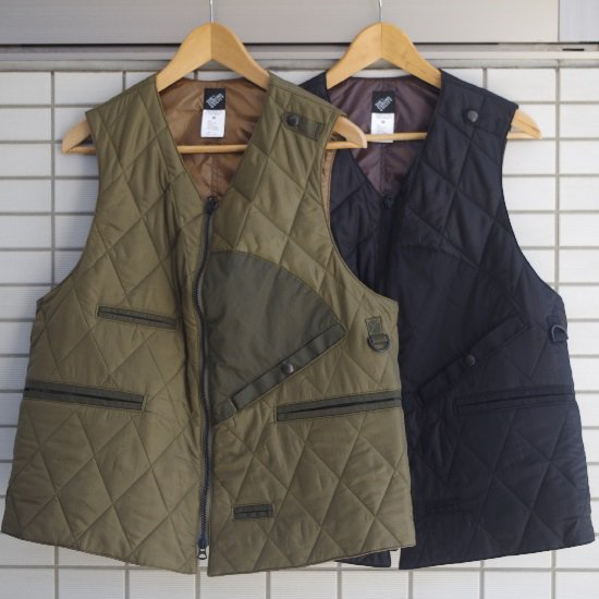 "CORONA ""SLEEVELESS FISHING JACKET"""