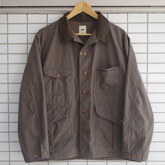 "FOB FACTORY ""F2386 HUNTING JACKET"""