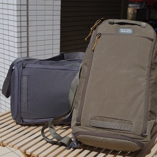 """MYSTERY RANCH """"MISSION DUFFLE 40"""""""