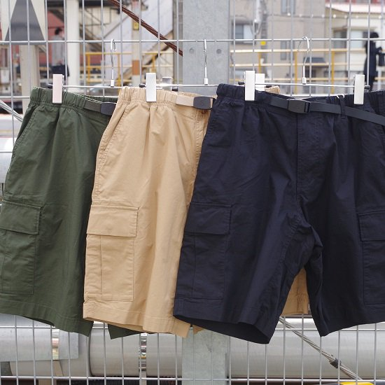 "【10%OFF】Gramicci ""WEATHER CARGO SHORTS"""