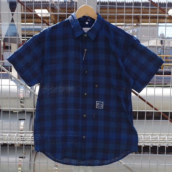 "WOOLRICH ""BAXTER LIGHTWEIGHT SHORT SLEEVE SHIRT"""