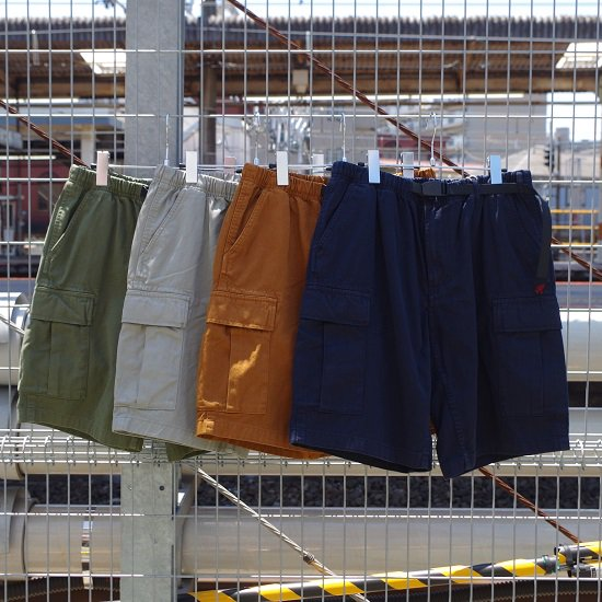 "【10%OFF】Gramicci ""CARGO SHORTS"""