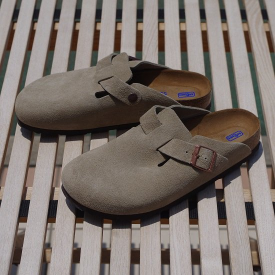 "BIRKENSTOCK ""BOSTON Soft Footbed"""