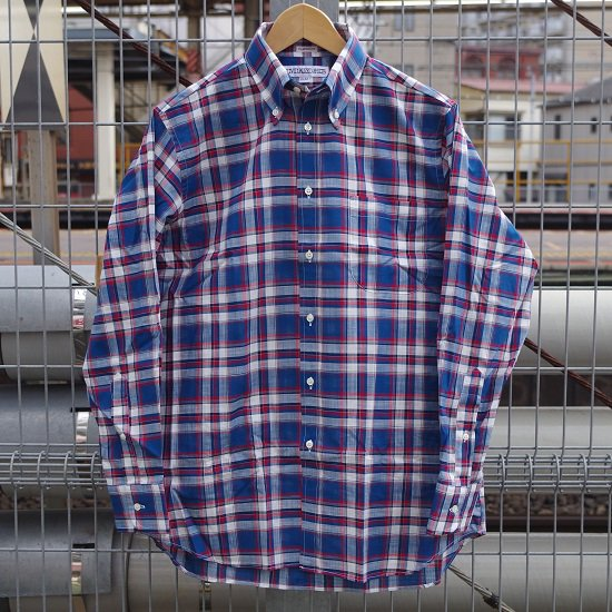"INDIVIDUALIZED SHIRTS ""Madras Check ClassicFit"""