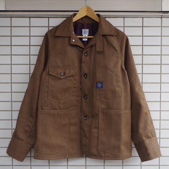 "CORONA × POST O'ALLS ""ENGINEER'S JACKET"""