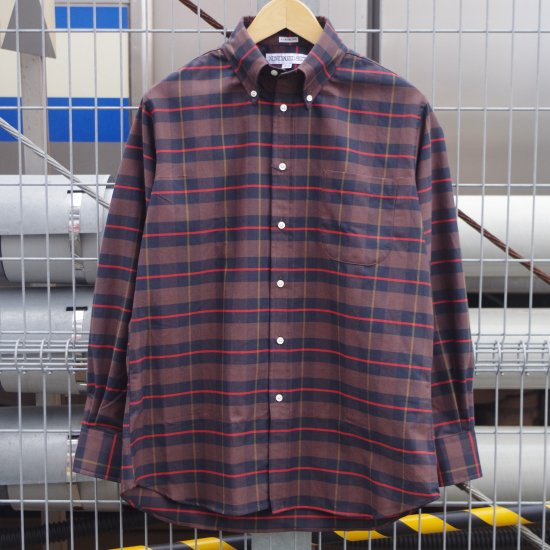 "INDIVIDUALIZED SHIRTS ""OX Check Shirts ClassicFit"""