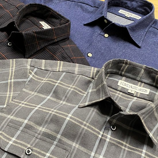"INDIVIDUALIZED SHIRTS ""LOGGER SHIRTS"""