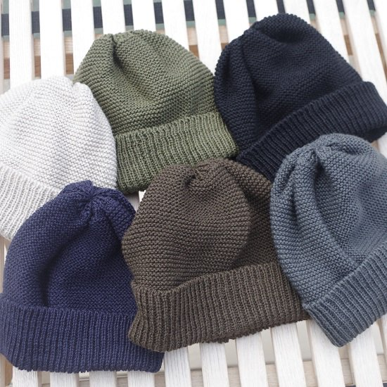 "HIGHLAND2000 ""MERINO WOOL KNIT CAP"""