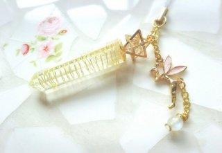 オルゴナイト☆フェアリーマジカルワンド(魔法の杖)携帯サイズ