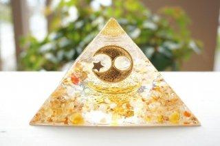 オルゴナイト☆エジプシャン クフ王黄金比率ピラミッド 覚醒