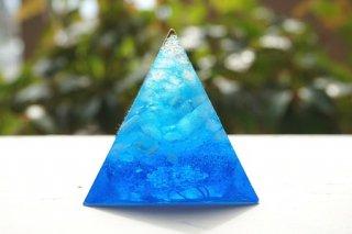 オルゴナイト☆ピラミッド 紺碧の海
