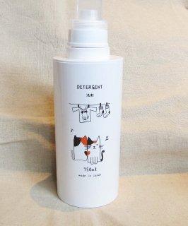 キャラコサニタリー ランドリーボトル 洗剤