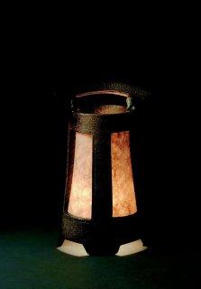 「ビードロ吹灯り」【信楽陶器卸商業協同組合】