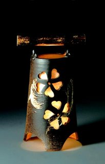 「さくら灯り」【信楽陶器卸商業協同組合】